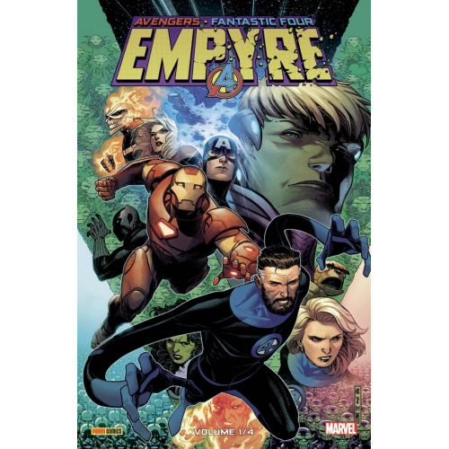 Empyre Tome 1 (VF)