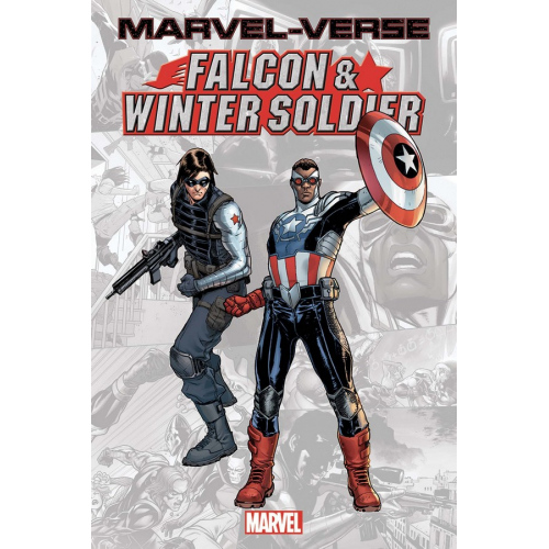 Marvel Verse : Falcon & Winter Soldier (VF)