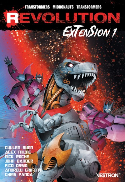 REVOLUTION : EXTENSION 1 - TRANSFORMERS / MICRONAUTS (VF)