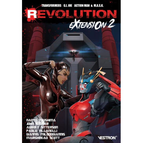 REVOLUTION : EXTENSION 2 - TRANSFORMERS / G.I. JOE / ACTION MAN / M.A.S.K. (VF)