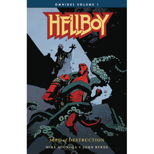 Hellboy Omnibus Volume 1: Seed of Destruction TP (VO) occasion