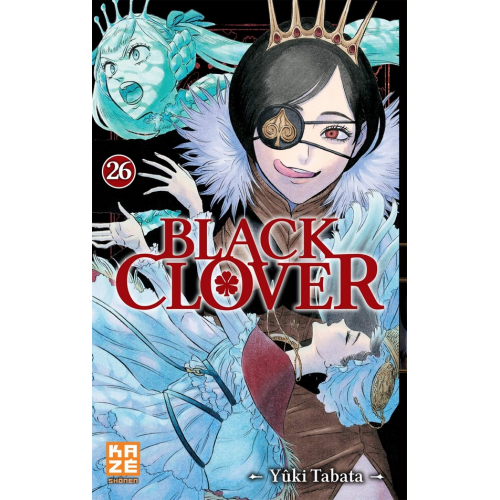 Black Clover Tome 26 (VF)