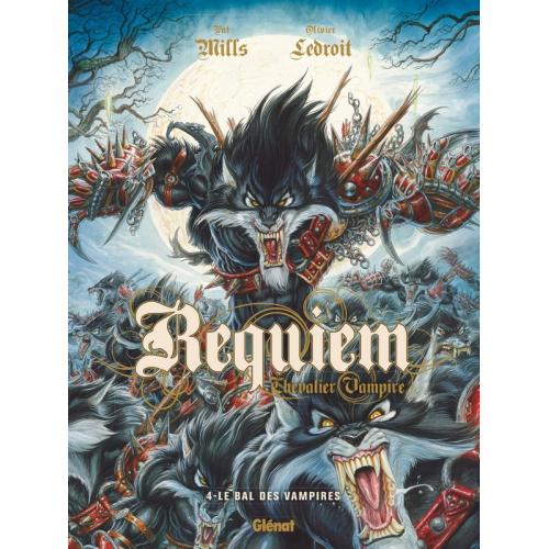 Requiem Tome 4 : Le bal des vampires (VF)