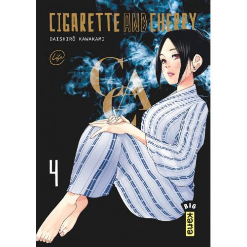 Cigarette & Cherry - Tome 4 (VF)