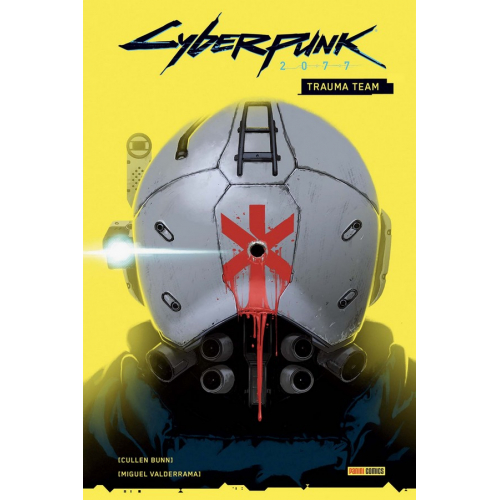 WORLD OF CYBERPUNK 2077 TOME 1 (VF)