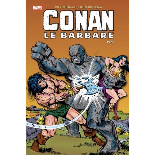 CONAN LE BARBARE L'INTEGRALE 1974 (VF)