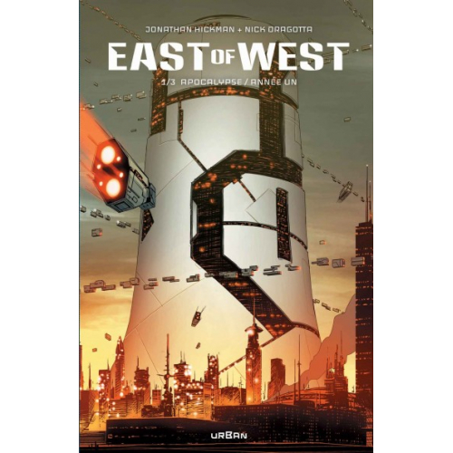 East of West Intégrale Tome 1 (VF)