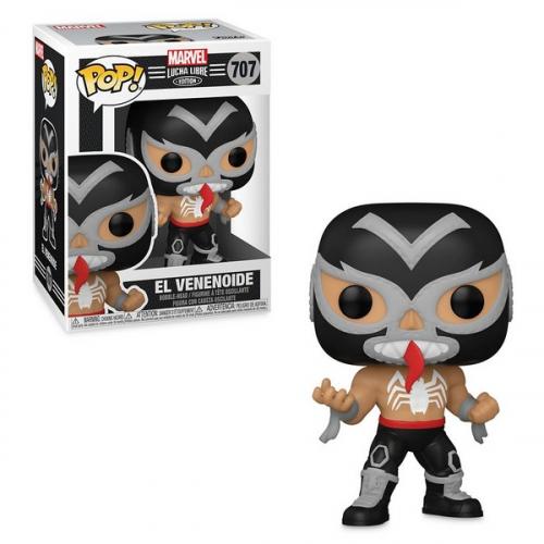 Funko Pop Luchadores Venom 707