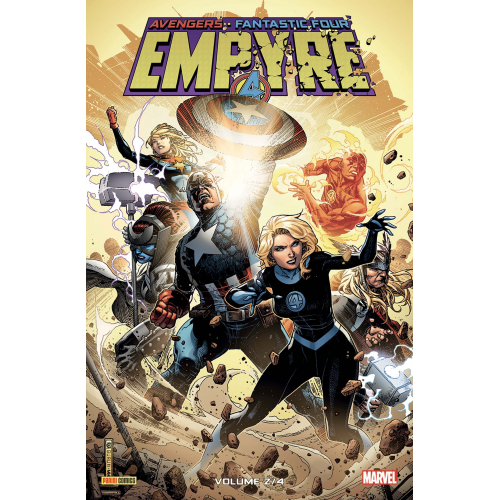 Empyre Tome 2 (VF)
