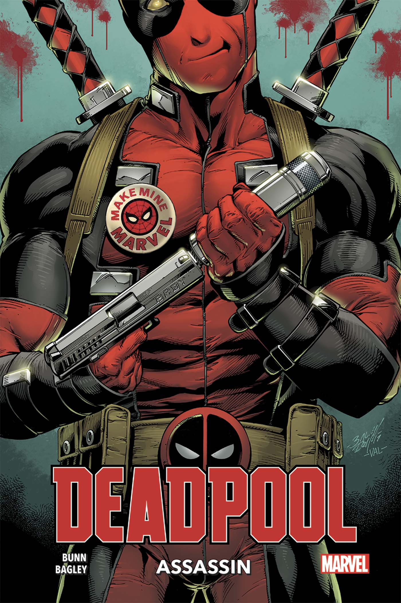DEADPOOL ASSASSIN (VF)