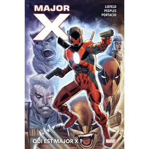 MAJOR X (VF)