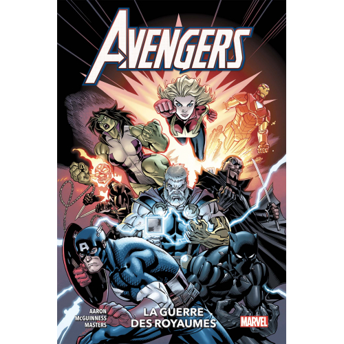 AVENGERS TOME 4 (VF)