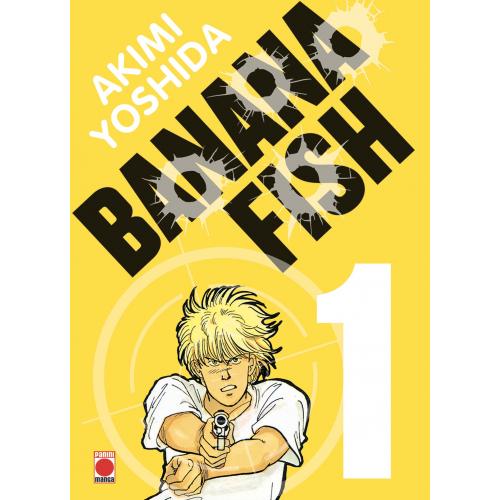 BANANA FISH PERFECT EDITION TOME 1 (VF)