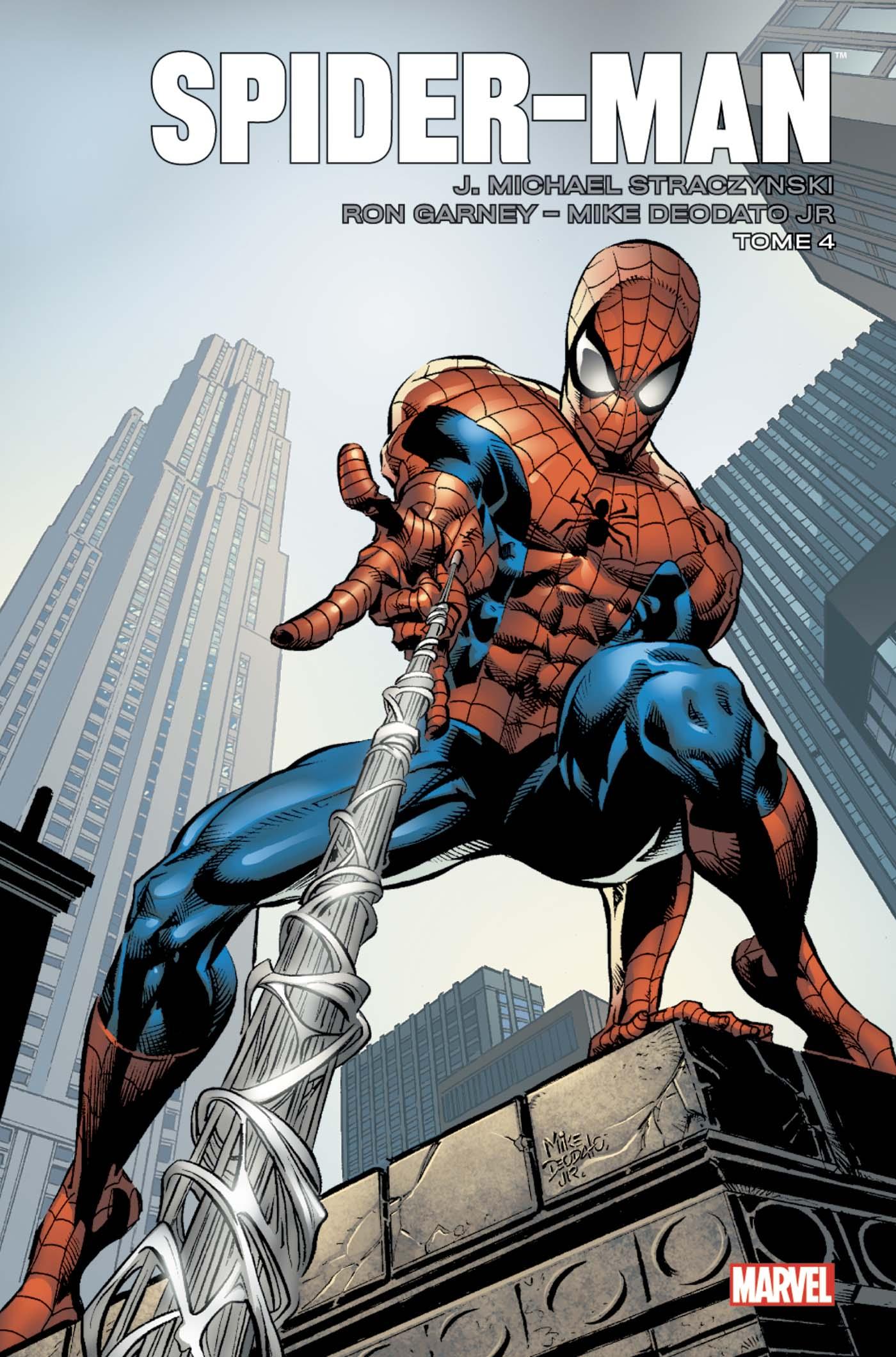 SPIDER-MAN PAR STRACZYNSKI TOME 4 (VF)