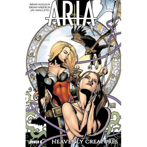 ARIA HEAVENLY CREATURES (ONE-SHOT) CVR C JONES (VO)