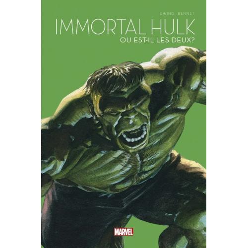 Immortal Hulk : Ou est-il les deux ? (VF) Le Printemps des Comics à 5,99€