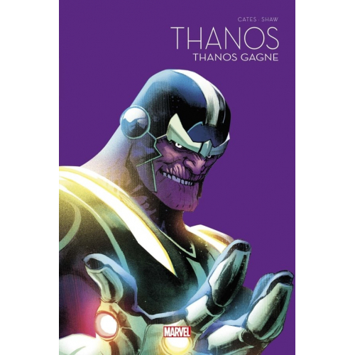 Thanos : Thanos gagne ! (VF) Le Printemps des Comics à 5,99€