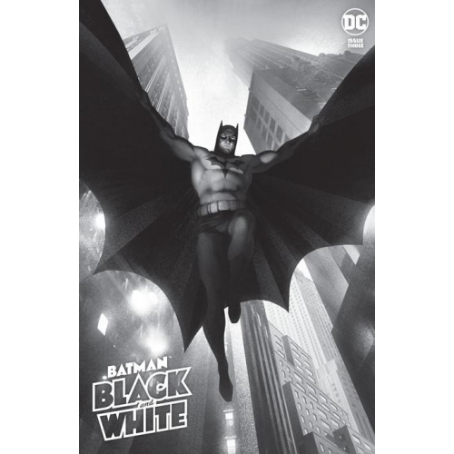 BATMAN BLACK AND WHITE 3 (OF 6) CVR A JOSHUA MIDDLETON (VO)