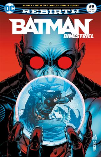 BATMAN BIMESTRIEL 9 (VF)