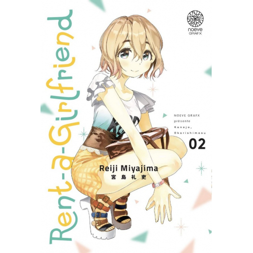 Rent-a-Girlfriend Tome 2 (VF)