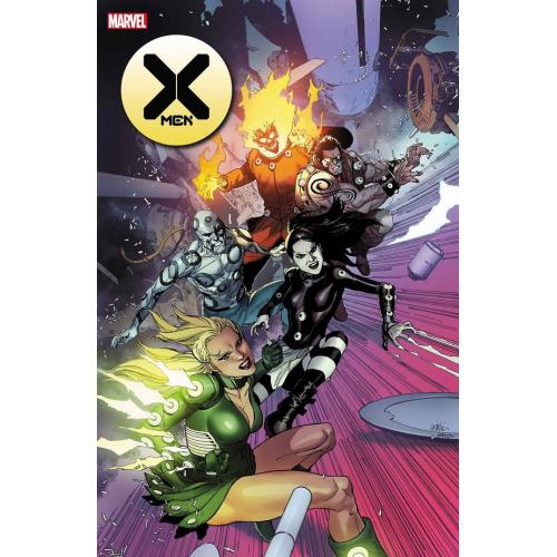 X-MEN 18 (VO) Jonathan Hickman - Mahmud Asrar