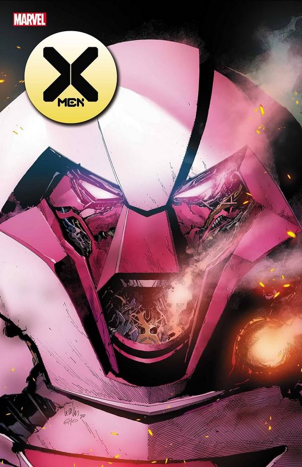 X-MEN 19 (VO) Jonathan Hickman - Mahmud Asrar