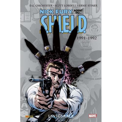 Nick Fury : L'intégrale 1991-1992 (Tome 7) (VF)