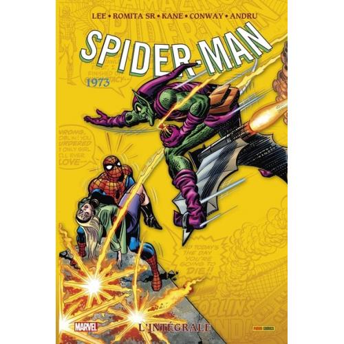 Spider-Man : L'intégrale 1973 (Tome 11 Nouvelle édition) (VF)