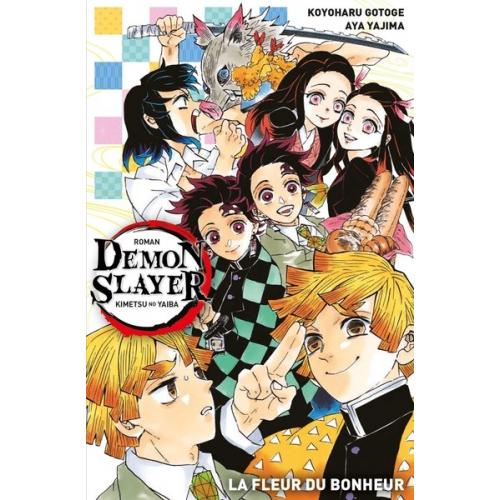 Demon Slayer Roman N°1 : La fleur du bonheur (VF)