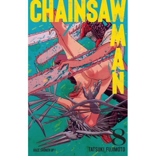 Chainsaw Man Tome 8 (VF)