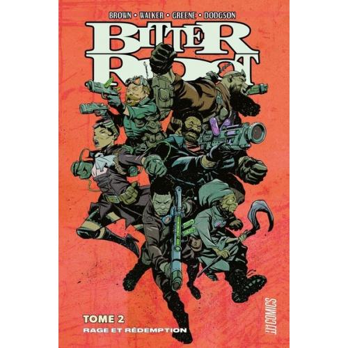 Bitter Root Tome 2 : La rage et La rédemption (VF)