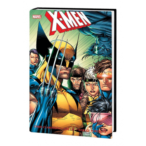 X-MEN BY CHRIS CLAREMONT & JIM LEE OMNIBUS HC VOL 02 (VO)