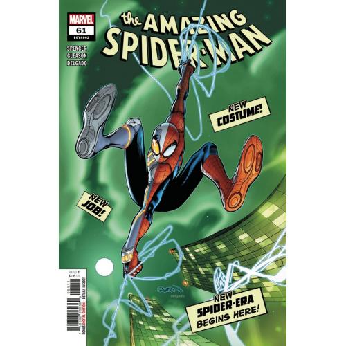 AMAZING SPIDER-MAN 61 (VO)