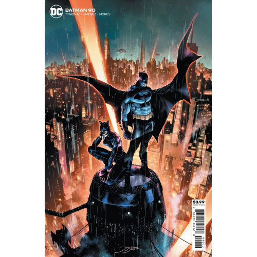 DF BATMAN 90 ENCORE ED Signé par James Tynion IV (VO)