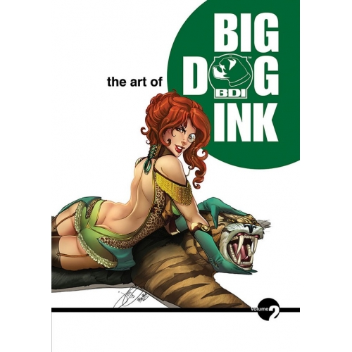 The Art of Big Dog Ink Volume 2