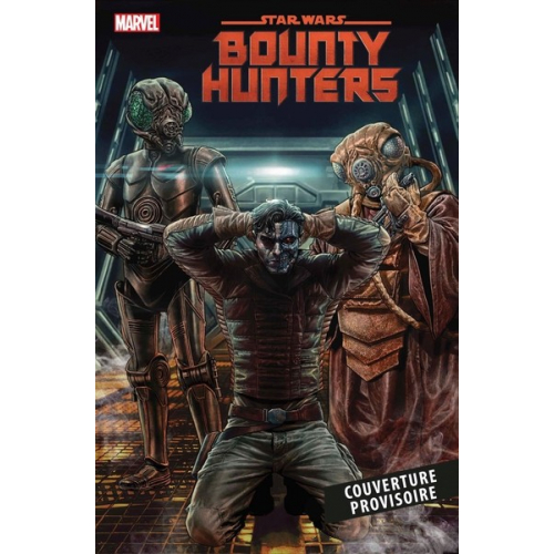 Star Wars - Bounty Hunter Tome 2 (VF)