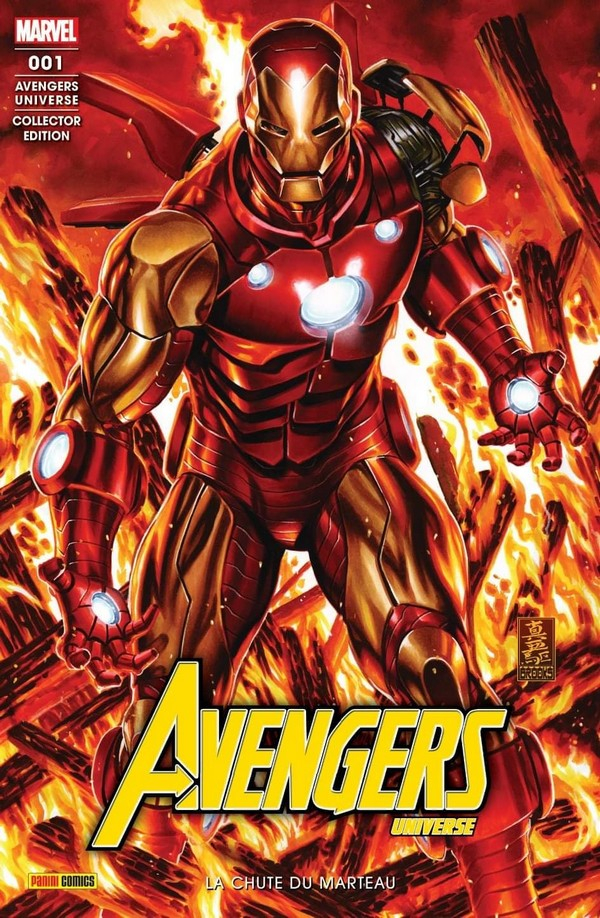 AVENGERS UNIVERSE 1 Édition Variante Collector (VF)