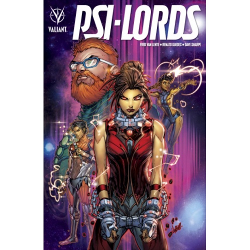 Psi-Lords (VF)