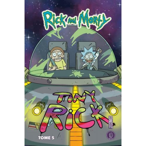 Rick & Morty Tome 5 (VF)