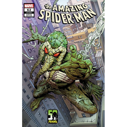 AMAZING SPIDER-MAN 62 LAND SPIDER-MAN-THING VAR (VO)
