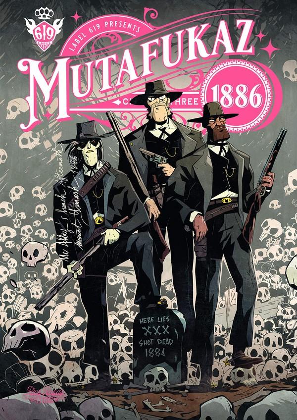 Mutafukaz 1886 Tome 3 (VF)