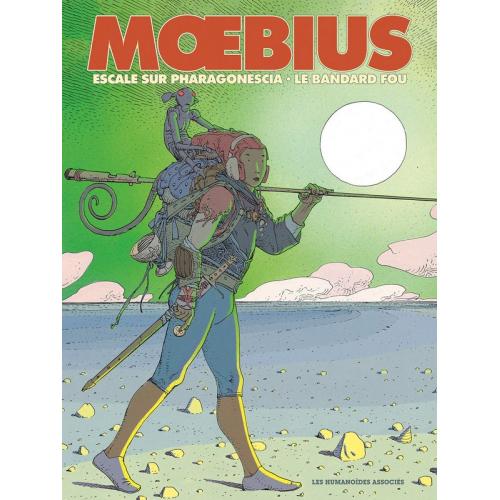 Moebius OEuvres -Diptyque : Escale sur Pharagonescia et Le Bandard fou (VF)