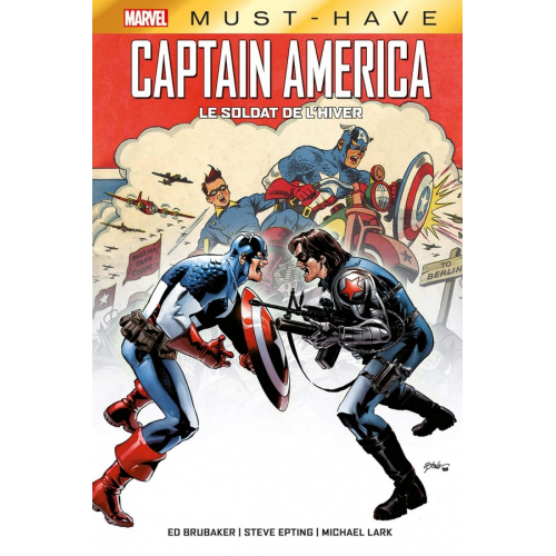CAPTAIN AMERICA : LE SOLDAT DE L'HIVER (VF) MUST-HAVE