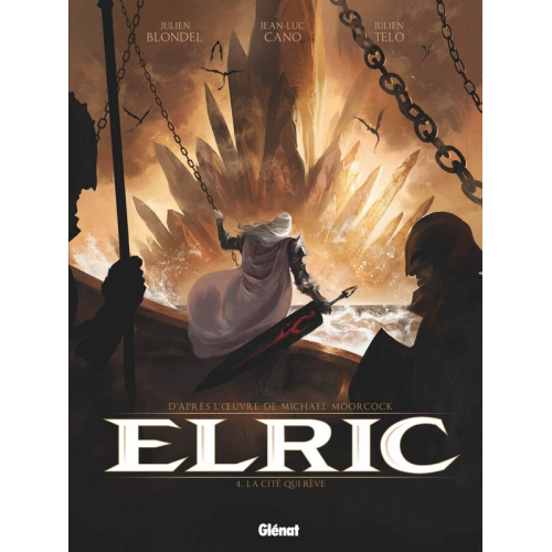 Elric Tome 4 La cité qui rêve (VF)