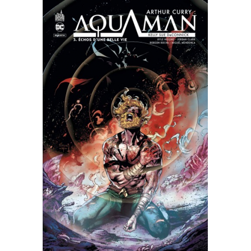 Arthur Curry : Aquaman Tome 3 (VF)