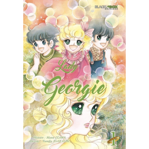 Lady Georgie tome 1 (VF) Occasion