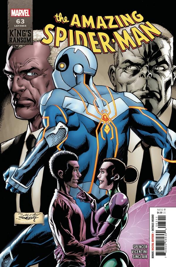 AMAZING SPIDER-MAN 63 (VO)