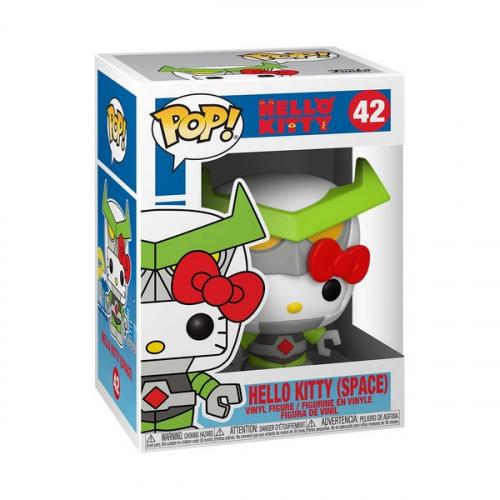 Funko Pop Hello Kitty Kaiju Figurine POP! Sanrio Vinyl Hello Kitty Space Kaiju 42
