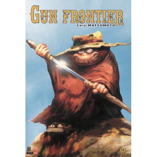GUN FRONTIER TOME 1 (VF)