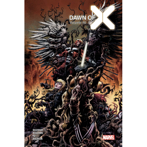 DAWN OF X 14 Édition Collector (VF)